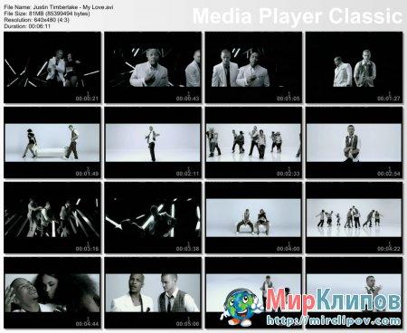 Justin Timberlake Feat. T.I. & Timbaland - My Love