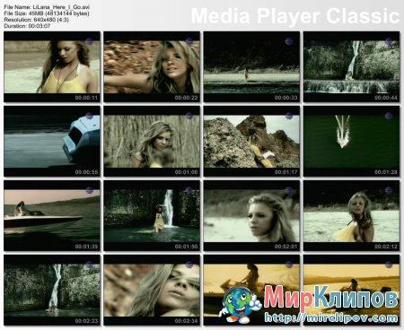 Lilana - Here I Go