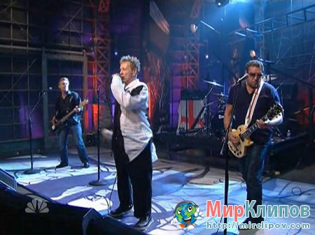 Sex Pistols – Anarchy In The UK (Live, Show With Jay Leno, 2007)