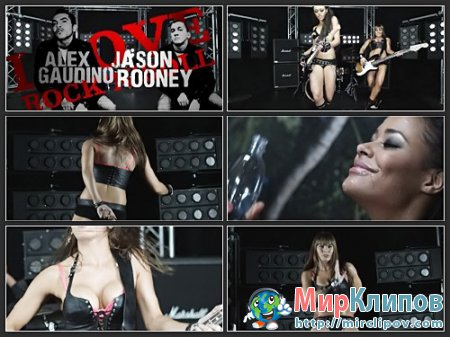 Alex Gaudino vs. Jason Rooney - I Love Rock & Roll