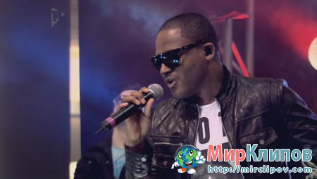 Taio Cruz - Break Your Heart (Live, Outside In Festival, 30.01.10)