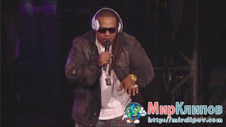 Timbaland – Carry Out (Live, Pepsi Super Bowl Fan Jam, 2010)
