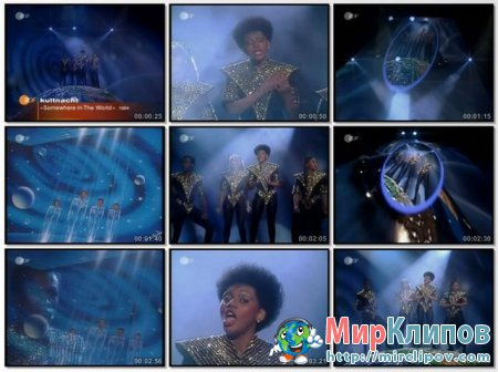 Boney M – Somewhere In The World