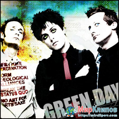 Green Day - Live Perfomance (Olympiahalle, 2009)