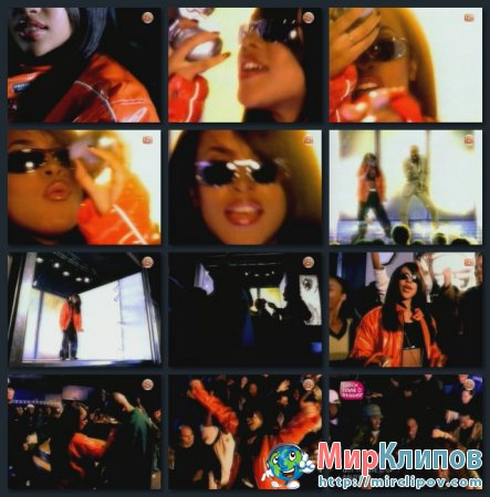 Aaliyah – Got To Give It Up (Remix)