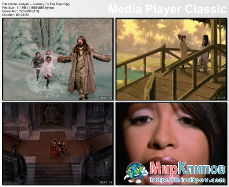 Aaliyah – Journey To The Past