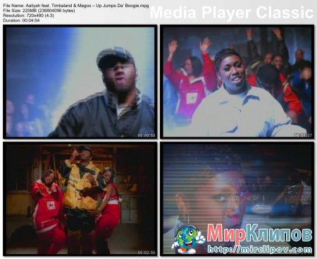 Aaliyah Feat. Timbaland & Magoo – Up Jumps Da' Boogie