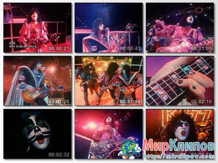 Kiss – Sure Know Something