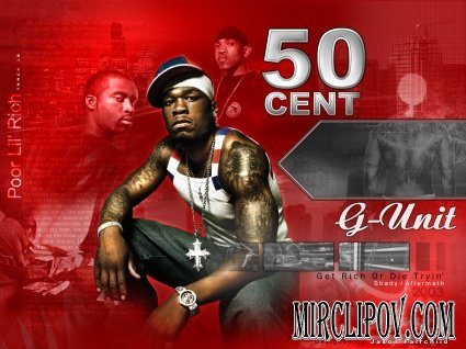 50 Cent - Wanksta and If I Cant (Live)