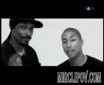 Snoop Dogg Feat. Pharrell Williams - Drop It Like It's Hot