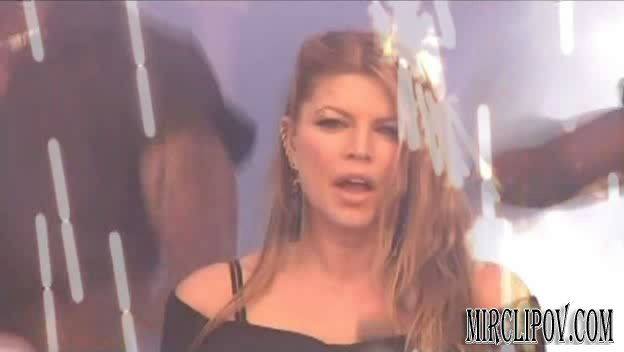 Fergie - Song Medley (2007 MuchMusic Video Awards)