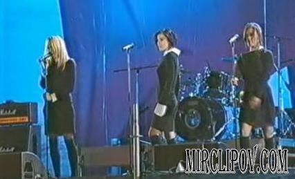 Серебро - Дыши (Live)