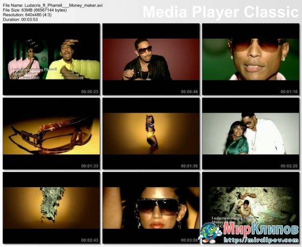 Ludacris money maker ft pharrell download zippy