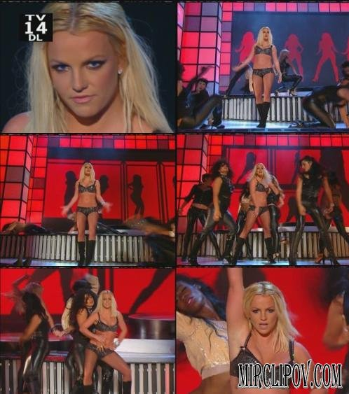 Britney Spears - Gimme More (MTV Video Music Awards 2007)