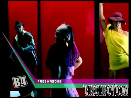 Freemasons ft. Amanda Wilson - Love On My Mind