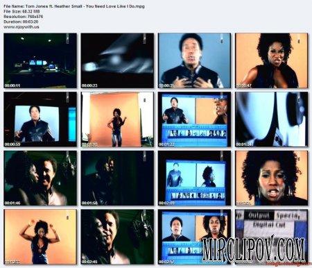 Tom Jones ft. Heather Small - You Need Love Like I Do