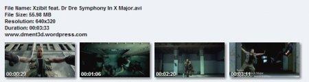 Xzibit feat. Dr Dre -  Symphony In X Major