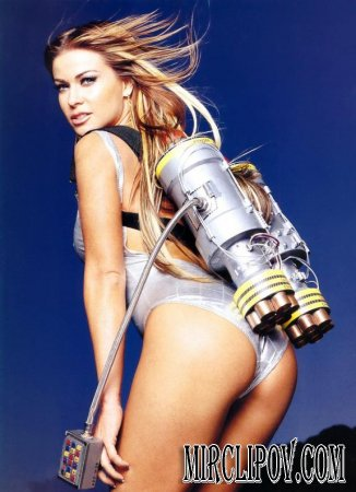 Carmen Electra - 2-4-6-8 (uncensored)