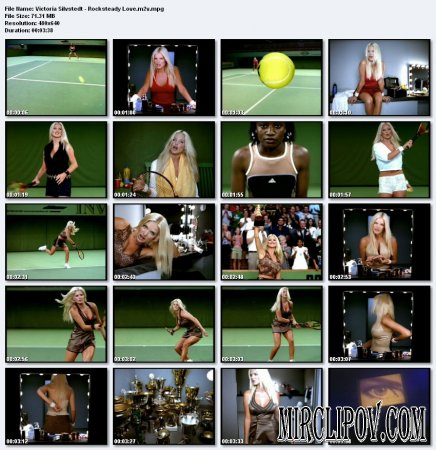 Victoria Silvstedt - Rocksteady Love