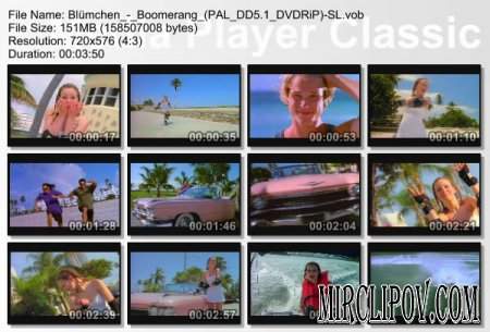 Blumchen - Boomerang