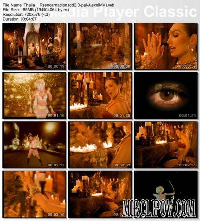 Thalia - Reencarnacion