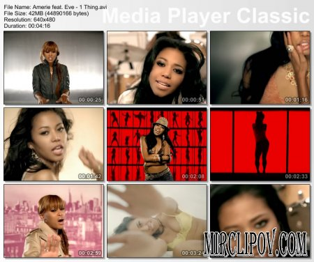 Amerie Feat. Eve - 1 Thing