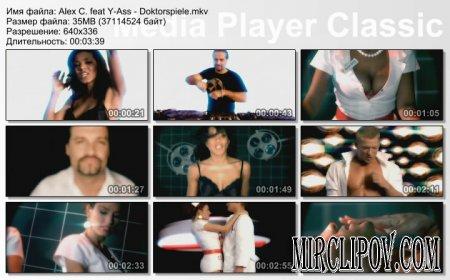 Alex C. feat Y-Ass - Doktorspiele