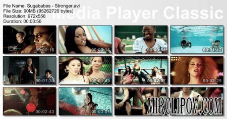 Sugababes - Stronger