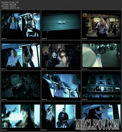 E-Type » Музыкальные клипы смотреть онлайн и скачать клипы бесплатно - Мир  Клипов