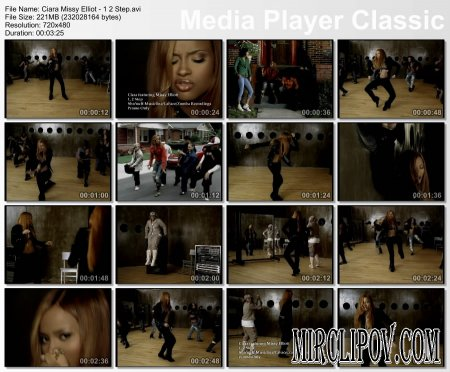 Ciara & Missy Elliott - 1, 2 Step