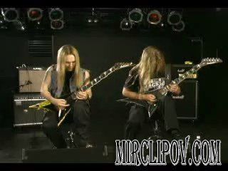 Children of Bodom - Guitar Dual