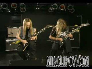 Children of Bodom - Guitar Dual