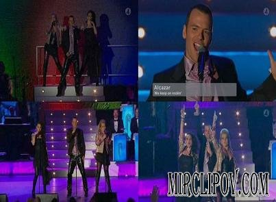 Alcazar - We Keep On Rockin' (Live Gaygalan 2008)