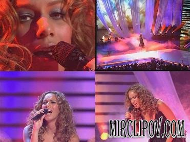 Leona Lewis - Bleeding Love (Live Echo 2008)