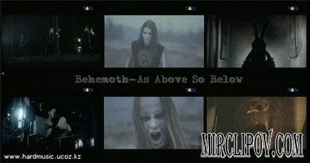 Behemoth - As Above So Below