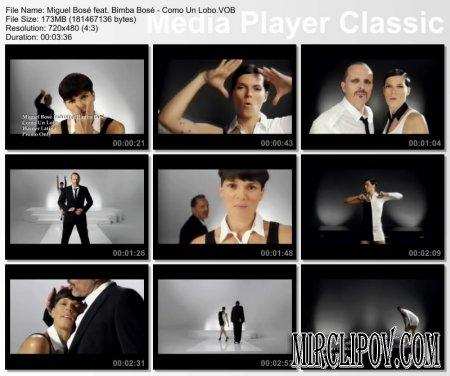 Miguel Bose feat. Bimba Bose - Como Un Lob
