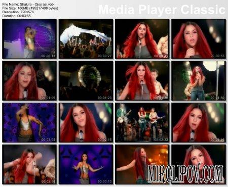 Shakira - Ojos Asi