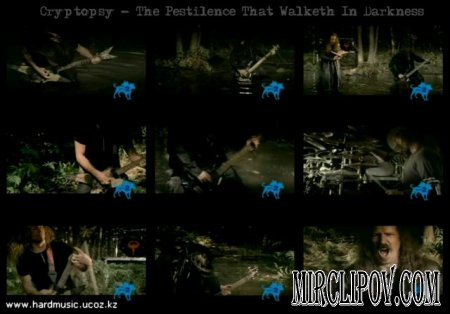 Cryptopsy - The Pestilence That Walketh In Darkness