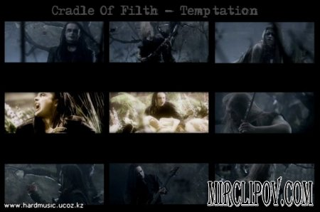 Cradle Of Filth - Temptation
