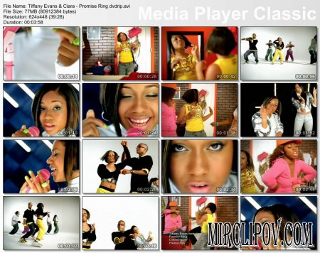 Tiffany Evans Feat. Ciara - Promise Ring