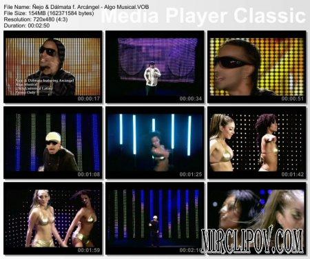 Nejo & Dalmata feat. Arcangel - Algo Musical