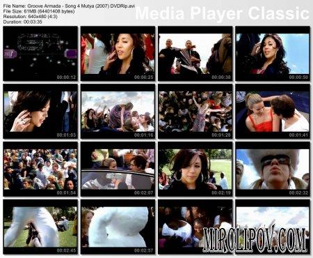 Mutya Buena Feat. Groove Armada - Song 4 Mutya
