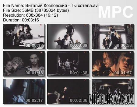 Виталий Козловский - Ты Хотела