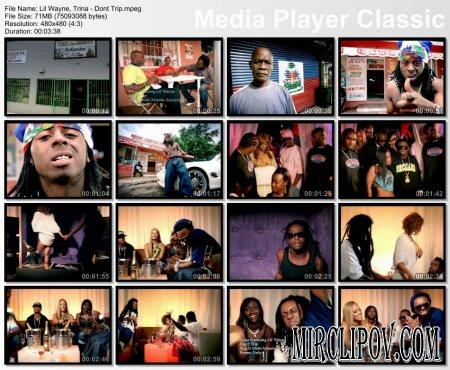 Trina Feat. Lil' Wayne - Don't Trip
