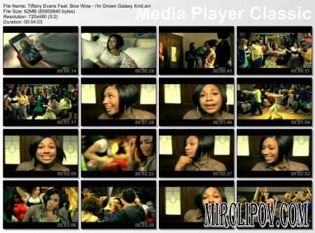 Tiffany Evans Feat. Bow Wow - I'm Grown