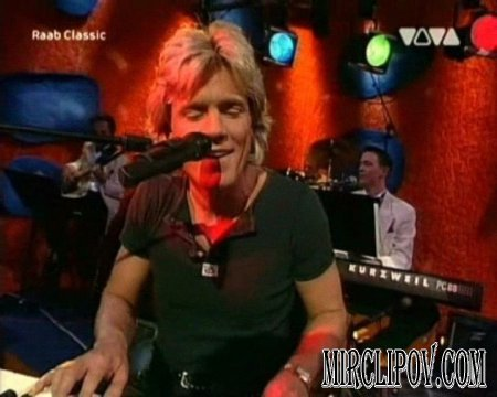 Dieter Bohlen - Midnight Lady (live)