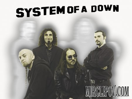 System Of A Down - B.Y.O.B.