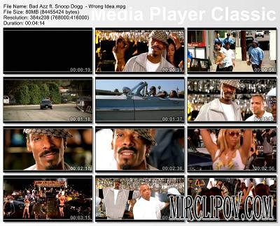 Bad Azz & Snoop Dogg  - Wrong Idea
