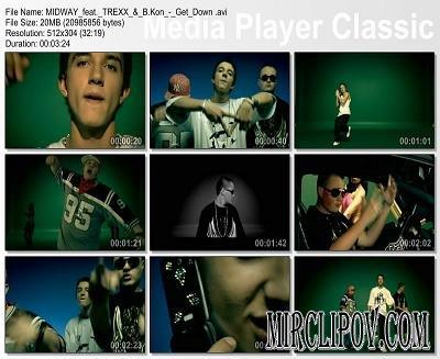Midway & Trexx & B.Kon - Get Down