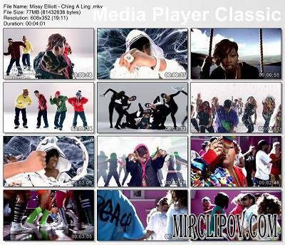 Missy Elliott - Ching A Ling